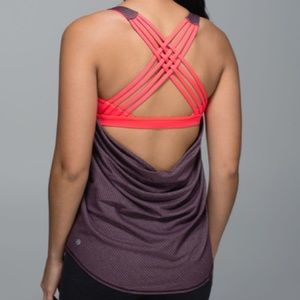 Wild Tank 6 Top Shirt Lululemon Exercise Fitness